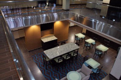 Hotel Lobby And Breakfast Area 2 of 6