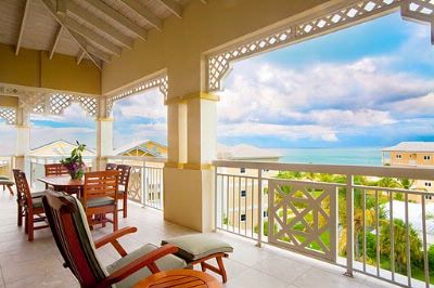 Balcony (Prima Donna Building) On The Deluxe Ocean View Two Bedroom Suite 9 of 12