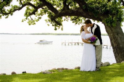 Lakefront Ceremonies Are Unique And Memorable. 23 of 31