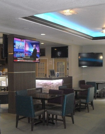 Have A Meeting Or Enjoy The Game In The Bar. 19 of 24