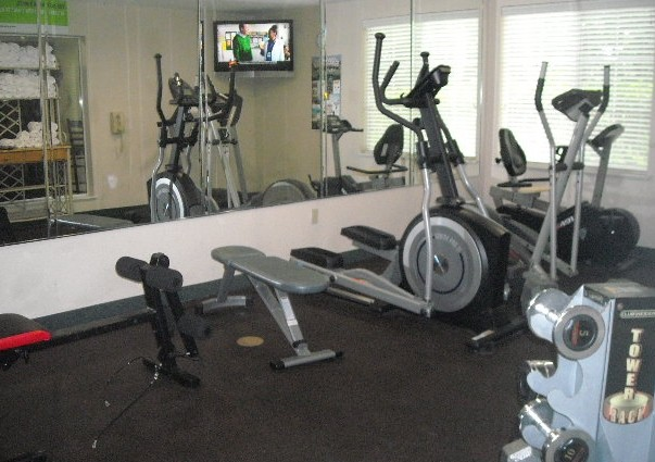 Complimentary Access To Exercise In Our Gym 20 of 24