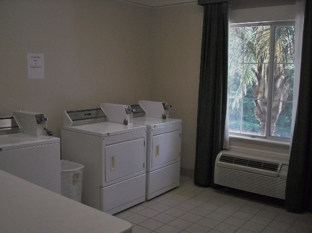 Laundry Facilities Are Available For Guest Use. 24 of 24