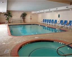 Weather Is Never A Problem With Our Indoor Pool. 8 of 24