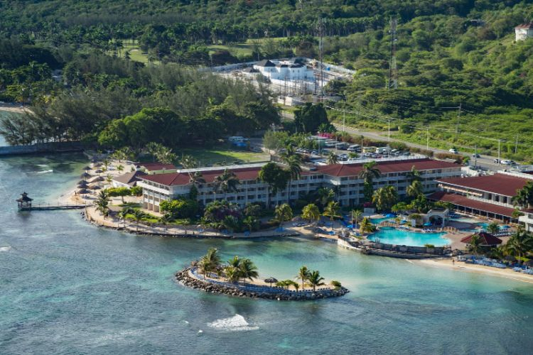 Holiday Inn Sunspree Resort Montego Bay Jamaica