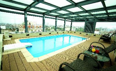 Rooftop Indoor Heated Pool 31 of 31