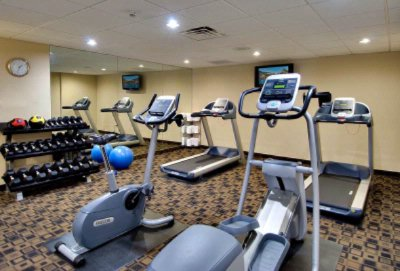 24-Hour Fitness Center 10 of 12