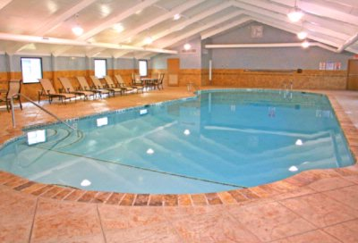 Huge Indoor Pool 9 of 12