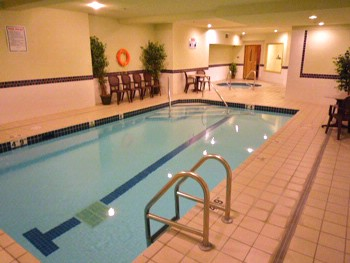 Indoor Pool On Lower Level 11 of 14