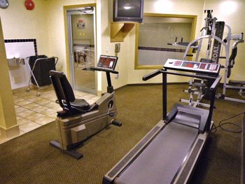 Fitness Area On Lower Level 13 of 14