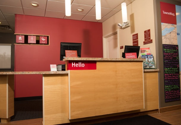 Our Welcome Desk Will Help You Find Your Way Around Town 7 of 15