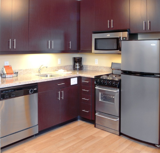 Fully Equipped Kitchen In Every Suite 5 of 15