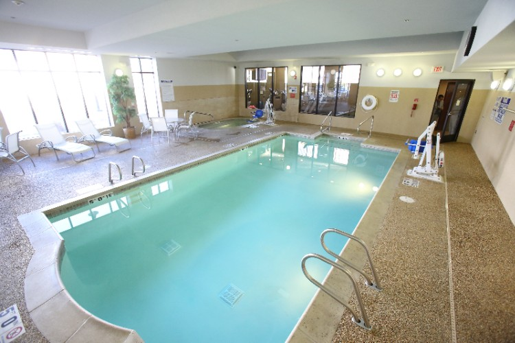 Our Indoor Pool And Hot Tub 5 of 11