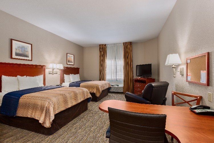 Candlewood Suites Decatur 1 of 6