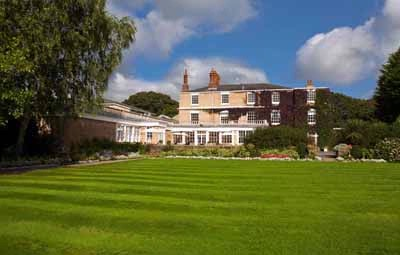 Image of Rowton Hall Hotel