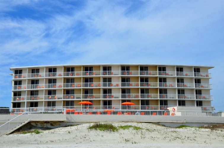 Best Western Daytona Inn Seabreeze Oceanfront 1 of 11