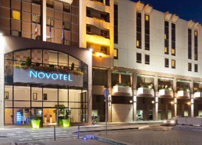 Novotel Lyon Part Dieu 1 of 31