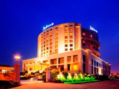 Radisson Blu Hotel New Delhi Dwarka 1 of 16