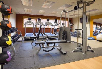 Enjoy A Workout In Our On-Site Fitness Room Or Use The Westminster Recreation Center. 4 of 11