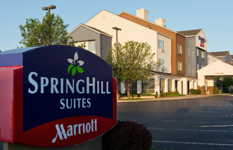 Springhill Suites 1 of 12