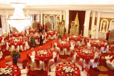 Garden palace hotel surabaya surabaya jalan yos sudarso no 11 60271 caesar palace ballroom 8 of 13 junglespirit Images
