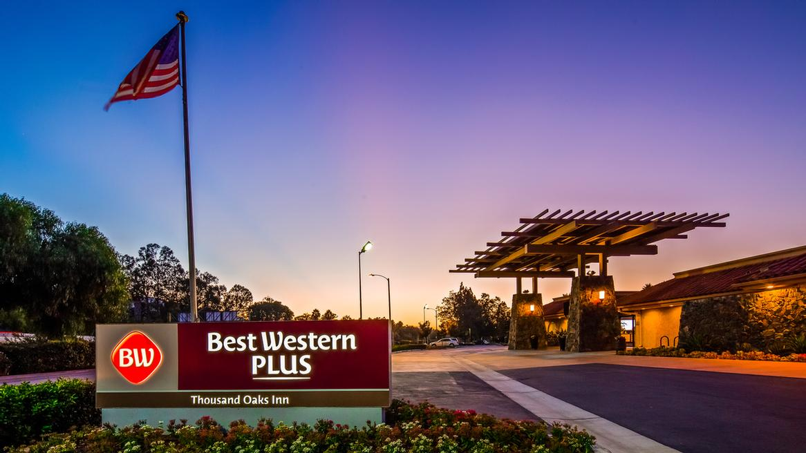 Best Western Plus Thousand Oaks Inn 1 of 14