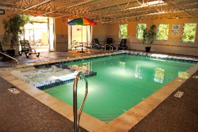 Indoor Pool And Hot Tub 7 of 9