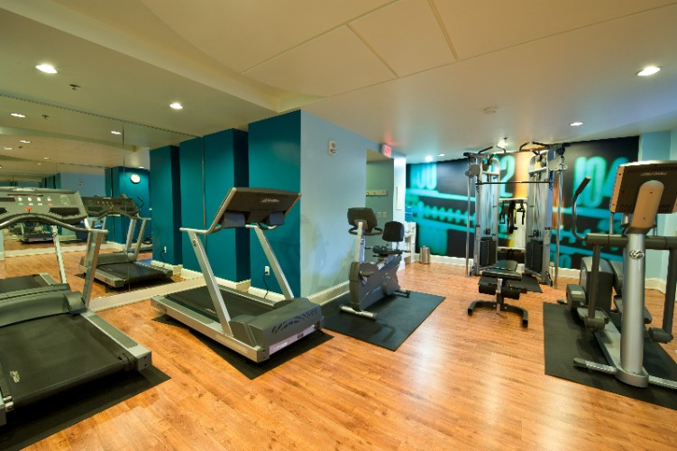 On-Site 24 Hour Fitness Center 13 of 15