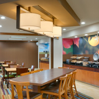 Fairfield Inn by Marriott Salt Lake City Airport 1 of 10