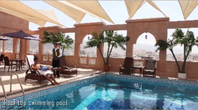 Swimming Pool -Roof Top 19 of 21