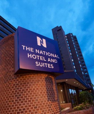 National Hotel & Suites Ottawa 1 of 11