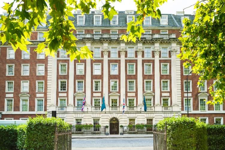 Millennium Mayfair Hotel London 44 Grosvenor Sq W1k2hp