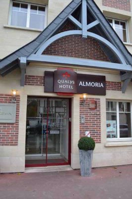 Qualys Hotel Almoria 1 of 6