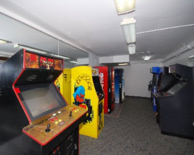 Quality Inn Gaylord Michigan Game Room