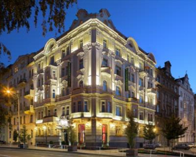 Image of Mamaison Hotel Riverside Prague