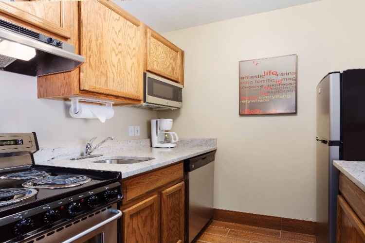 Fully Equipped Kitchen In Every Suite 3 of 14