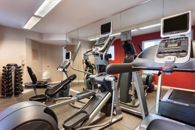 Towneplace Suites Fitness Center 6 of 14