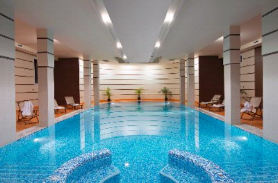 Park Inn By Radisson Sofia-Swimming Pool 6 of 15