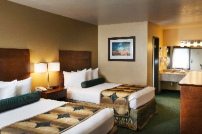 Our Standard Double Bedded Room Is Contemporary And Comfortable. 12 of 17