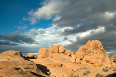 Joshua Tree National Park Offer Amazing Vistas. 17 of 17