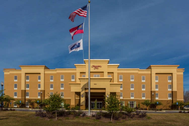 Hampton Inn Statesboro 1 of 6