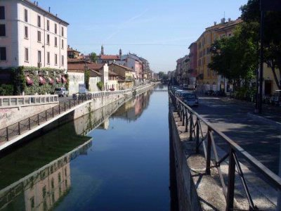 Canal -Naviglio Area 2 of 2