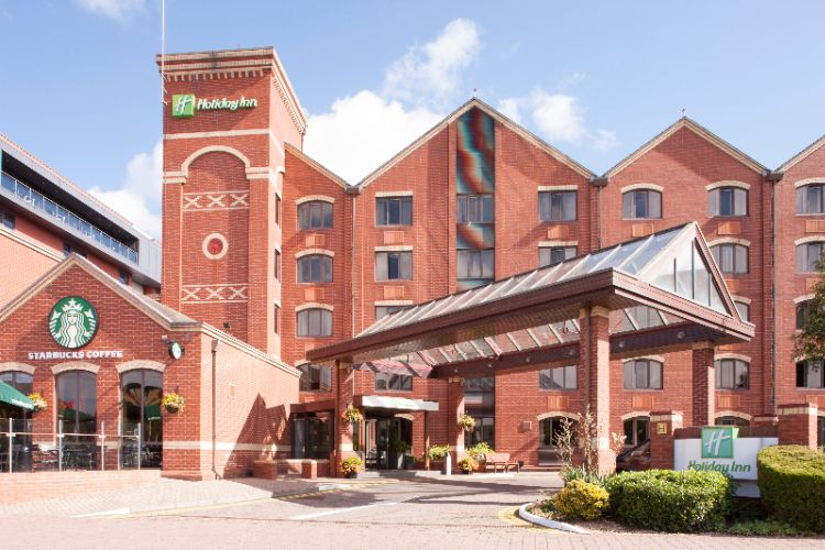 Holiday Inn Express Lincoln City Centre 1 of 3