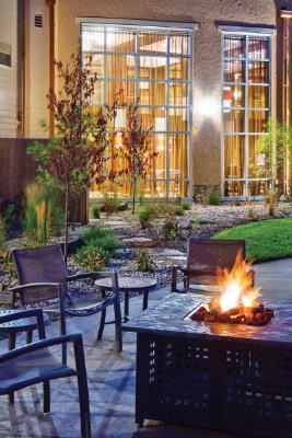 Outdoor Courtyard / Firepits 7 of 22