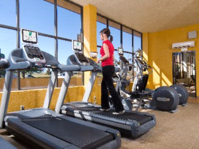 Our New Precor Fitness Center Is Sure To Work Up A Sweat 6 of 10