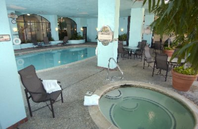 Our Indoor Pool And Hot Tub Are Perfect For Any Weather 10 of 10