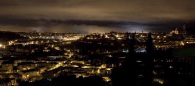 Segovia At Night From The Parador 12 of 16