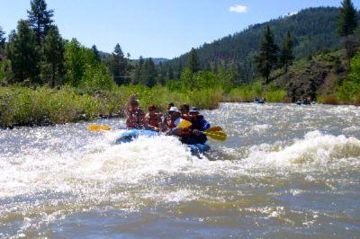 Rafting The Carson River 23 of 23