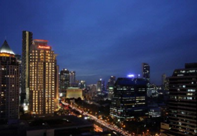 Sathorn Vista Bangkok Marriott Executive Apartment 1 of 30