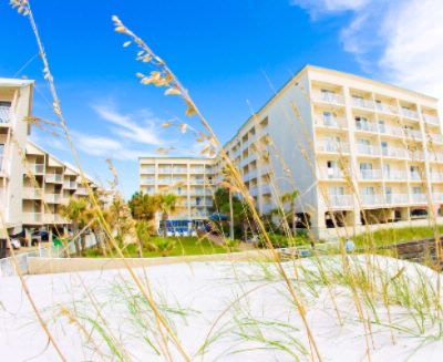 Hilton Garden Inn Orange Beach Beachfront Located Directly On The Sugar White Beaches Of Alabama's Gulf Coast