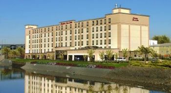 Image of Hampton Inn & Suites Newark / Harrison Riverwalk